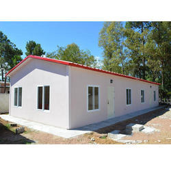 FRP Modular Prefabricated Staff Accommodation