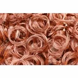 Copper Wire Scrap, For Electrical Industry, Packaging Size: 50 Kg