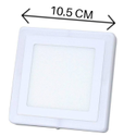 3W White Plus Pink Square Surface Panel Light