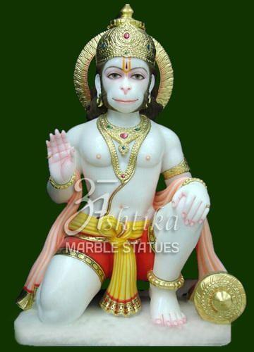 Marble Hanuman Statue Lord Hanuman Statue Manufacturer