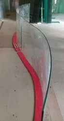 Customized Curve, Bend Glass Architectural