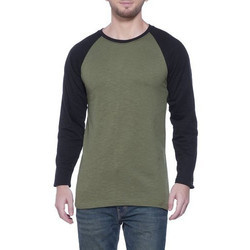 Men's Raglan Sweat Shirt
