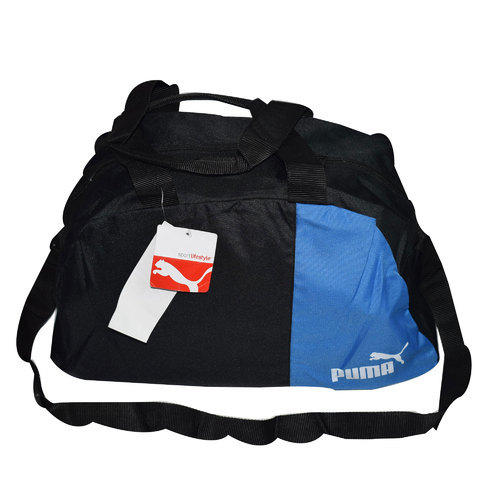 2a37e3cdb22 Black And Blue Puma Duffel Bag, Rs 1499 /piece, Extensive Brands ...