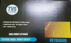 Tvs Gold Ps2 Bharat Wired Keyboard