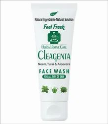 Niropsen Green Neem Alovera Face Wash, Type of Packaging: Tube, Packaging Size: 100 Ml
