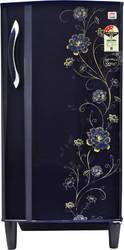 Godrej 185 L Direct Cool Single Door 3 Star Refrigerator (Art Blue, R D EDGE 200 WHF 3.2 ART BLU)