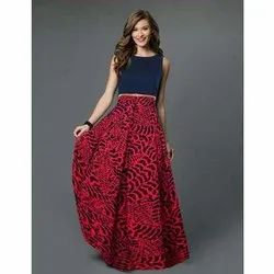 Long Dress For  Ladies
