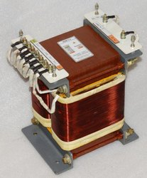 Single Phase Battery Charger Transformer