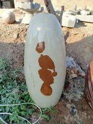 Natural Narmada Stone Ganesh Shivling