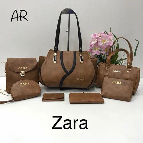 24f3b2e4140 Zara Ladies Bag at Rs 1300 /piece | Indore | ID: 19699634762