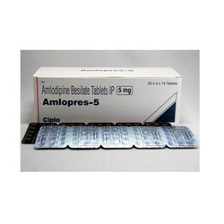 Amlopres 5 Tablet