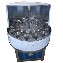 solutions packing Semi Auto Washer