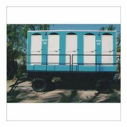 Mobile Toilet Van Rental Service