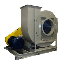 0.75~132 Kw Stainless Steel Induced Draft Fan, For Industrial