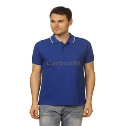 Plain Half Sleeve Cotton T Shirt