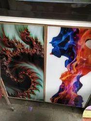 Digital Print Glass