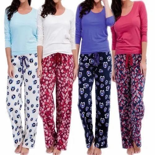 7682d0a0b6 Cotton Nightwear Women Pajama Sets