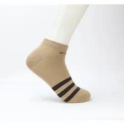 Woodland BD 155 Striped Ankle Length Men's Socks