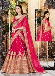 Latest Designer Wedding Wear Lehenga Choli