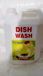 Behal Chemical Liquid Dish Wash, Packaging Type: Can, Packaging Size: 5 Liters or 50 L DRUM