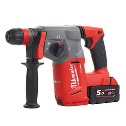 Milwaukee Sds Plus Hammer Drill, M18CHX 502C 600