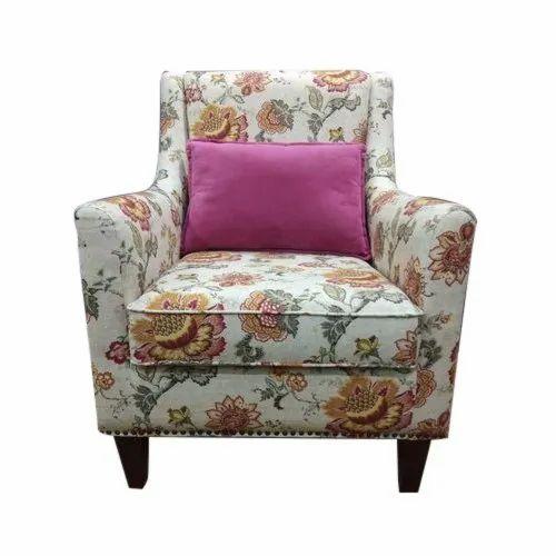 Printed Sofa Chair