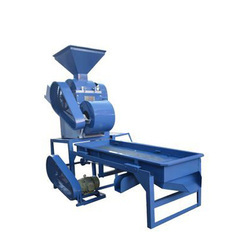 V-Tech Groundnut Decorticator Cum Grader, Capacity: 400 Kg Per Hour, Model Number/Name: Vt46432