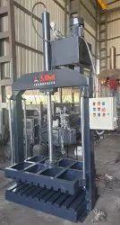 Hydraulic Bale Press Machine