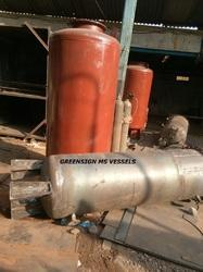 Mild Steel Vessel With FRP Coated