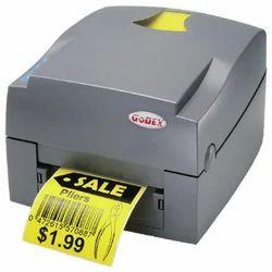 Thermal Printers Godex Barcode Printer, 200-300 Meter per hour, USB
