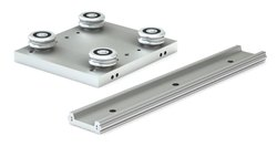 Light Weight Linear Guide For Door