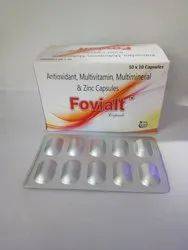 Antioxidant Multivitamin Multimineral Zinc