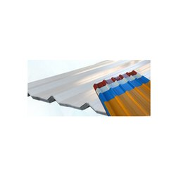 Plain Steel Roofing Sheet