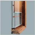 DGU Sandwich Glass Blind