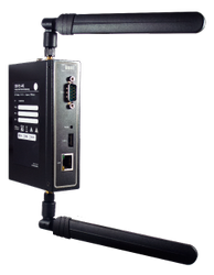 Atop Black 3G/4G Cellular to Ethernet And Serial Secure Industrial Gateway Router, Model Name/Number: SE5901B