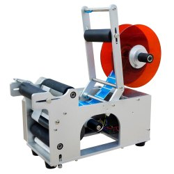 Semi Automatic Round Bottel Labelling  Machine