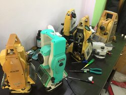 Total Station Calibration & Services