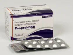 Esomeprazole 20 Mg Domperidone 30 Mg Capsules