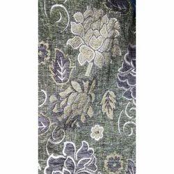 Trendy Velvet Chenille Fabrics For Sofa