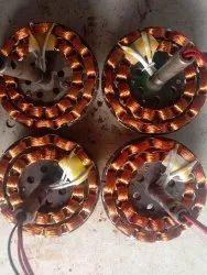 AC Motor Copar Celling Fan Rewinding