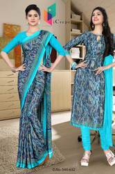 Uniform Saree Salwar