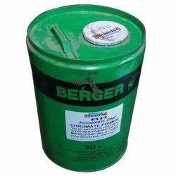 Berger Red Oxide Zinc Chromate Primer