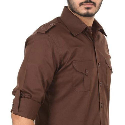 00d9f678f665a Designer Hunting Shirt at Rs 750 /piece | Ganapati Nagar | Udaipur ...