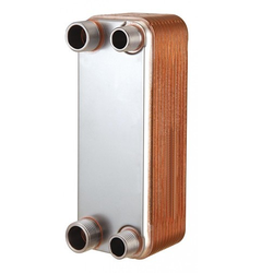 Copper Brazed Plate Heat Exchanger