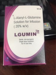 L Alanyl L Glutamine Injection