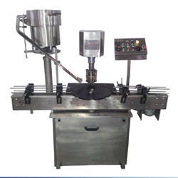 Single Head ROPP Capping Machine