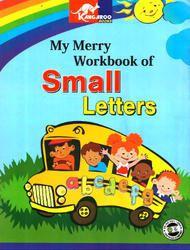 Small Letter Alphabet Workbook