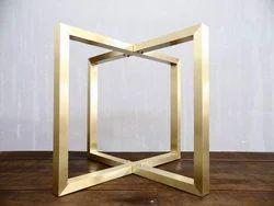 Brass Table Frame