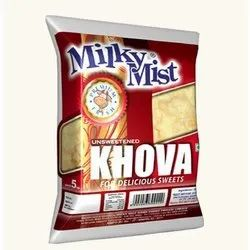 Cool And Dry Place Milky Mist Khova for Bakery