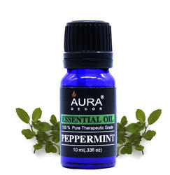 100% Pure and Natural Peppermint Oil